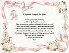 special birthday gifts for husband - A Special Prayer For You Personalized Poem Gift #4 (For Grandfather thru Niece)