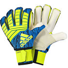 adidas Men's Predator Ultimate Goalkeeper Gloves Solar Yellow/Black/Ft Bl CW5582