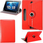 "360 Universal Stand Tablet Case Cover Fit Lenovo Essential Tab 3 7"" Tab 2 A10"""