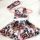 UK Seller Newborn Baby Girls Star Wars Party Pageant Tutu Dress Sundress Outfits