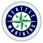 Seattle Mariners MLB Baseball Round  Car Bumper Sticker - 9'', 12'' or 14'' on Ebay