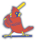 St Louis Cardinals MLB Baseball Logo Car Bumper Sticker - 3'', 5'' or 6'' on Ebay