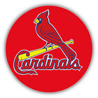 St. Louis Cardinals MLB Baseball Round Car Bumper Sticker - 9'', 12'' or 14'' on Ebay