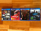 PS4 Spiele The Crew, Driveclub, Need for Speed, The Phantom Pain