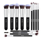 BS-MALL Premium 14-Piece Makeup Brush Set Cosmetic Foundatio