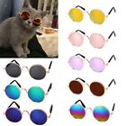 US Dog Cat Glasses For Pets Little Dogs Eye-wear Puppy Sunglasses Photos Props