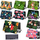 """Plants Print Hard Case Shell Cover For Macbook Pro 13""""15""""Touch Bar Air 11""""13"""" KB"""