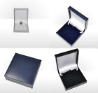 Jewellery Gift Box Storage Presentation Bracelet Earring Necklace Ring Cufflinks