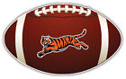 Cincinnati Bengals Tiger NFL Logo Ball Bumper Sticker Decal -  9'',12'' or 14'' on eBay