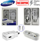 Wall Charger and Telegram Samsung Galaxy S7 S6 Note 4 5 Fast Charging Dual USB New