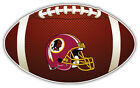 Washington Redskins Helmet NFL Logo Ball Bumper Sticker Decal - 9'',12'' or 14'' on eBay