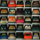 Atari 2600 Your Choice Exactly as Pictured Get What You See Not Randomly