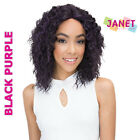 "Внешний вид - ISABEL - 12"" Water Wave Human Hair Blend Lace Front Wig -  Janet Collection"