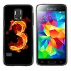 Hard Phone Case Cover Skin For Samsung The Fire Number Three 3