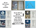 (See all 32 Teams)Personalized NFL Handmade Decorated Book 4 that Special Godson $13.0 USD on eBay