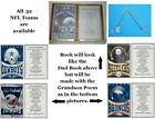 (See all 32 Teams)Personalizd NFL Handmade Decorated Book 4 the Special Grandson $13.0 USD on eBay