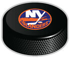 New York Islanders Round NHL Logo Hockey Puck Bumper Sticker - 9'', 12'' or 14'' $13.99 USD on eBay