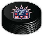New York Rangers Symbol NHL Logo Hockey Puck Bumper Sticker - 9'', 12'' or 14'' $12.99 USD on eBay