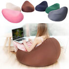 Внешний вид - Portable Bean Bag Chairs for Adults Kids Couch Sofa Cover Indoor Lazy Loung QNGw