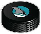 San Jose Sharks Symbol NHL Logo Hockey Puck Car Bumper Sticker -3'',5'' or 6'' $4.0 USD on eBay