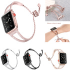 Stainless Steel Band Bracelet Strap for Apple Watch iWatch Series 4 3 2 1 38mm