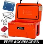 COLD BASTARD 50L PRO Series ICE CHEST COOLER 5 colors to choose FREE ACCESSORIES