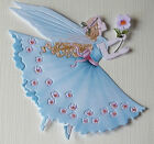 x10 250gsm Tattered Lace Charisma Periwinkle Fairy Die Cuts-10 Colours/Mixed etc