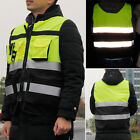 Внешний вид - New Safety Security Visibility Reflective Vest Construction Traffic Cycling Wear