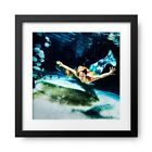 Photos by Getty Images Swimming mermaid underwater Photography Print <br/> Save An Additional 10% Off - See Cart for Details!!