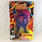 "Marvel Univers Hero 10"" Fully Poseable Blue Suit Spider-man Action Figure NIP"