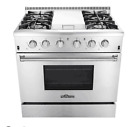Thor kitchen Cooking Gas Range Stoves, Dishwasher, Range Hood, Wine Cooler