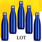 Wholesale Vacuum Insulated Hem in Hot Cold 500ml Stainless Blue Durable for Home