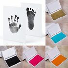 US Baby Paw Print Pad Foot print Photo Frame Touch Ink Pad  Items Souvenir Gifts