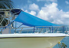 "Center Console T-Top Boat BOW SUN SHADE 6'L X 90""W Made in USA - 9 Colors"