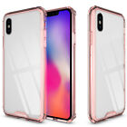 For iPhone XS Max XR X Case Clear Transparent Bumper Cover Shockproof Protective <br/> Retail Box✔US Seller✔Fast Shipping✔NEW Mosafe&reg;