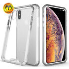 Внешний вид - For iPhone XS Max XR X Case Clear Transparent Bumper Cover Shockproof Protective