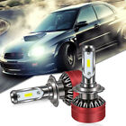 2pc H7 LED Headlight Bulb All-in-One Conversion Kit Hi/Lo Beam for VW Jetta Bora
