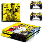 Football Decals Game Cover Skin Stickers For Playstaion 4 PS4 Console Controller