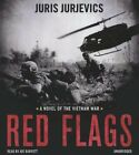 Red Flags: A Novel of the Vietnam War by Juris Jurjevics: Used