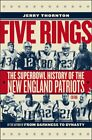 Five Rings: The Super Bowl History of the New England Patriots (So Far): New on eBay