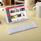 NEW Folding Bluetooth Wireless  Tablet PC Keyboard Ultra Slim with Touch Pad OY