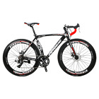 2018 700C Road Bike 14 Speed  Racing Bicycle Disc Brakes Cyc