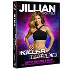 JILLIAN MICHAELS Workout Fitness Yoga Killer Buns DVD VIDEO New Region 1