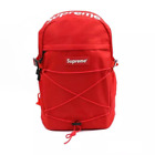 Supreme Backpack Rucksack School College Outdoor Bag Unisex Fashion Nylon
