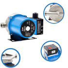 3-Speed Home Booster Water Pump 218/325W 3/4'' Stainless Steel for Tap Water