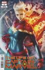 THE LIFE OF CAPTAIN MARVEL #1 (2018) ARTGERM VARIANT,STOHL, PACHECO, SAUVAGE, NM
