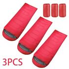 3Pcs Sleeping Bag with Compression Sack, Envelope Portable and Lightweight  OY