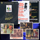 007 James Bond OFFICIAL 50 Years 50th Anniversary 2012 8-Lobby Card Set w/Poster £38.88 GBP on eBay