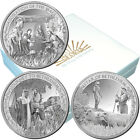 Niue 2014 3 x 2$  Gloria The Story Of The Nativity Silver coin Set 3 x 1oz.