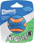 CHUCKIT! ULTRA SQUEAKER BALL DOG TOY, Small Ball - 3 Pack